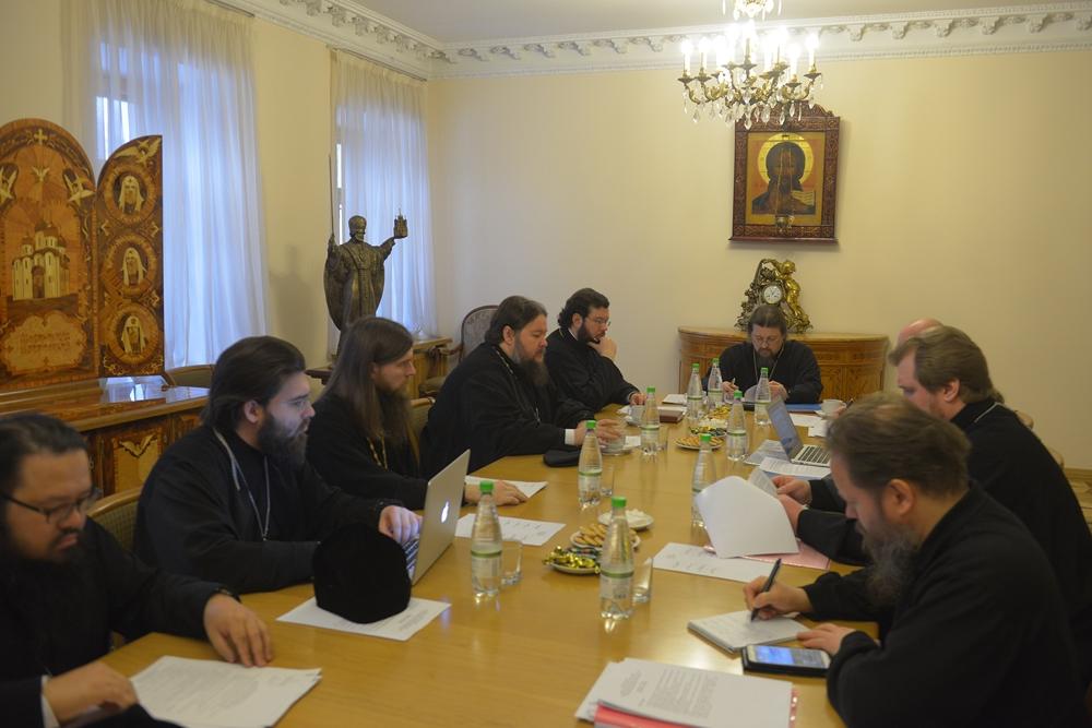 Заседание рабочей группы по координации миссии на Филиппинах