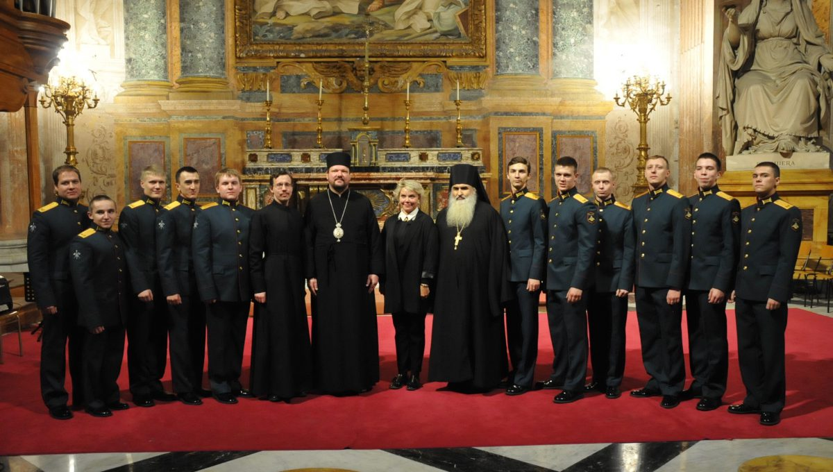 Ежегодный концерт в честь престольных торжеств Екатерининского храма