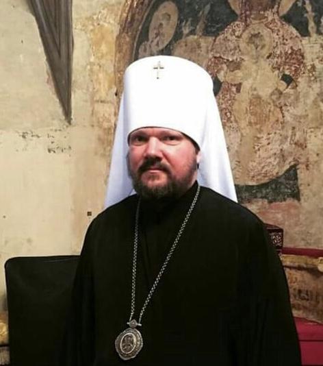 Епископ Богородский Иоанн назначен главой Патриаршего экзархата в Западной Европе и возведён в сан митрополита