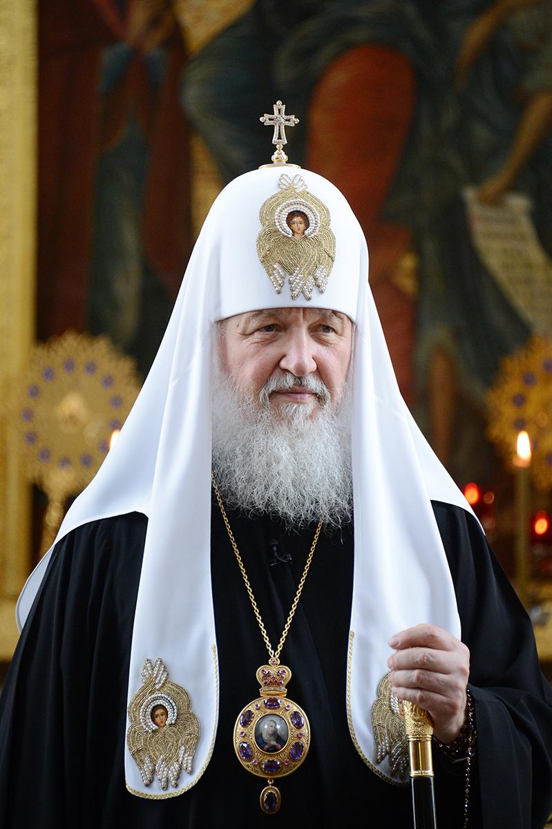 Святейший Патриарх | Храм святой великомученицы Екатерины ...  Старший Брат 1984