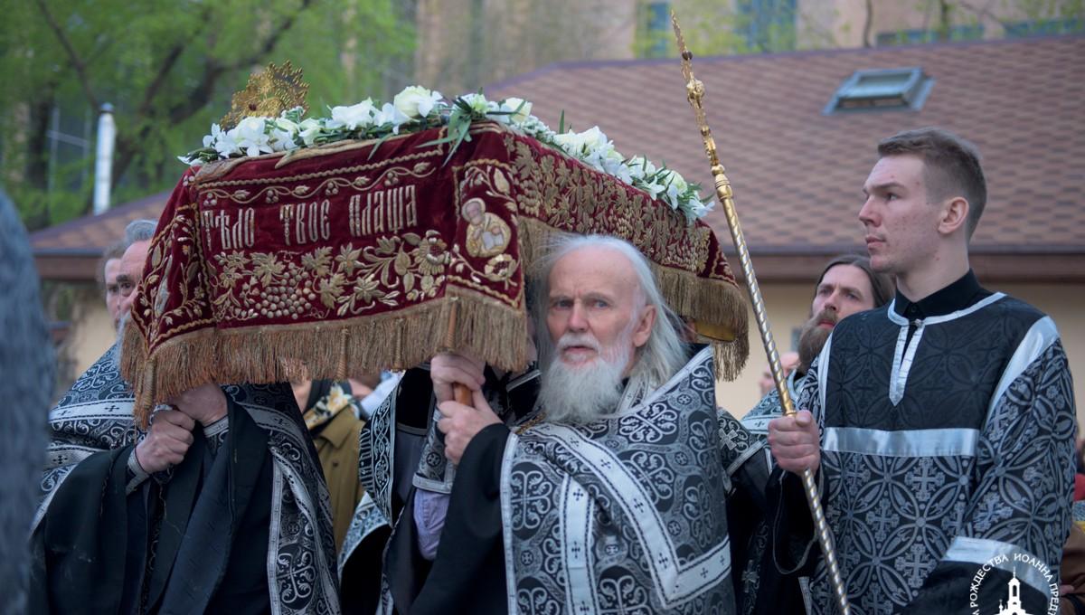 Богослужения Великого Пятка и Великой Субботы