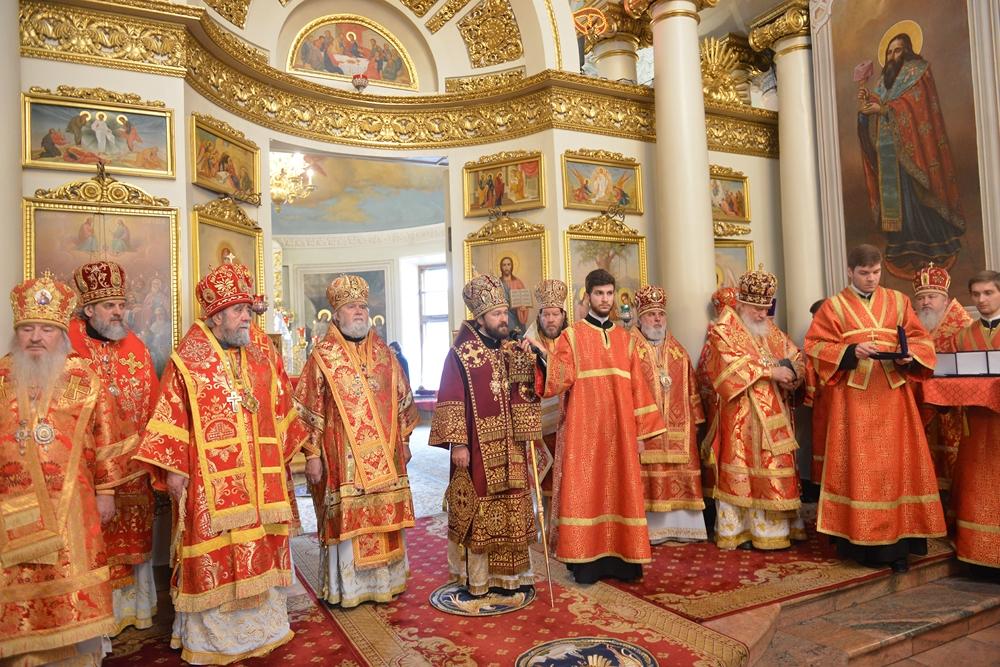 70-летие Отдела внешних церковных связей
