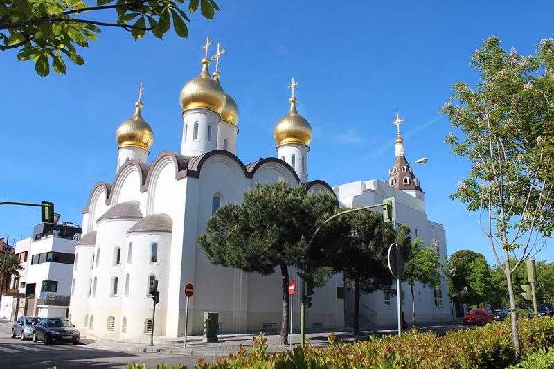 Всенощное бдение в храме св.Марии Магдалины