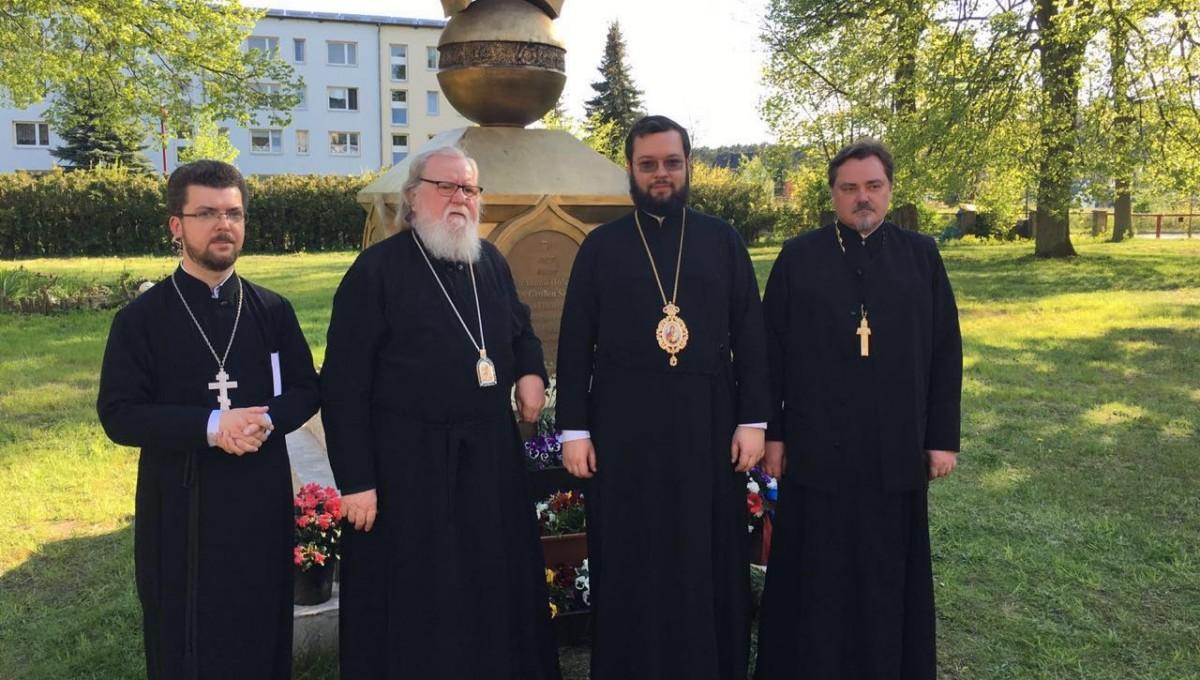Начался визит епископа Антония в Берлинскую епархию