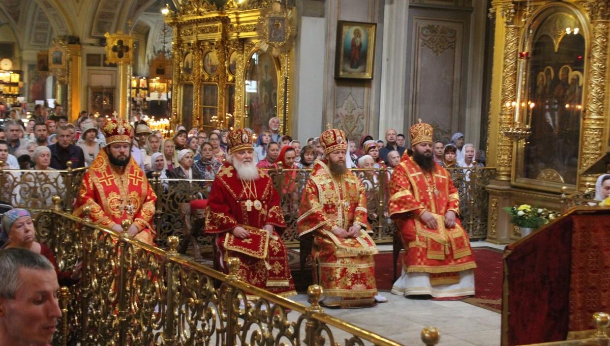 День памяти святителя Алексия, митрополита Московского