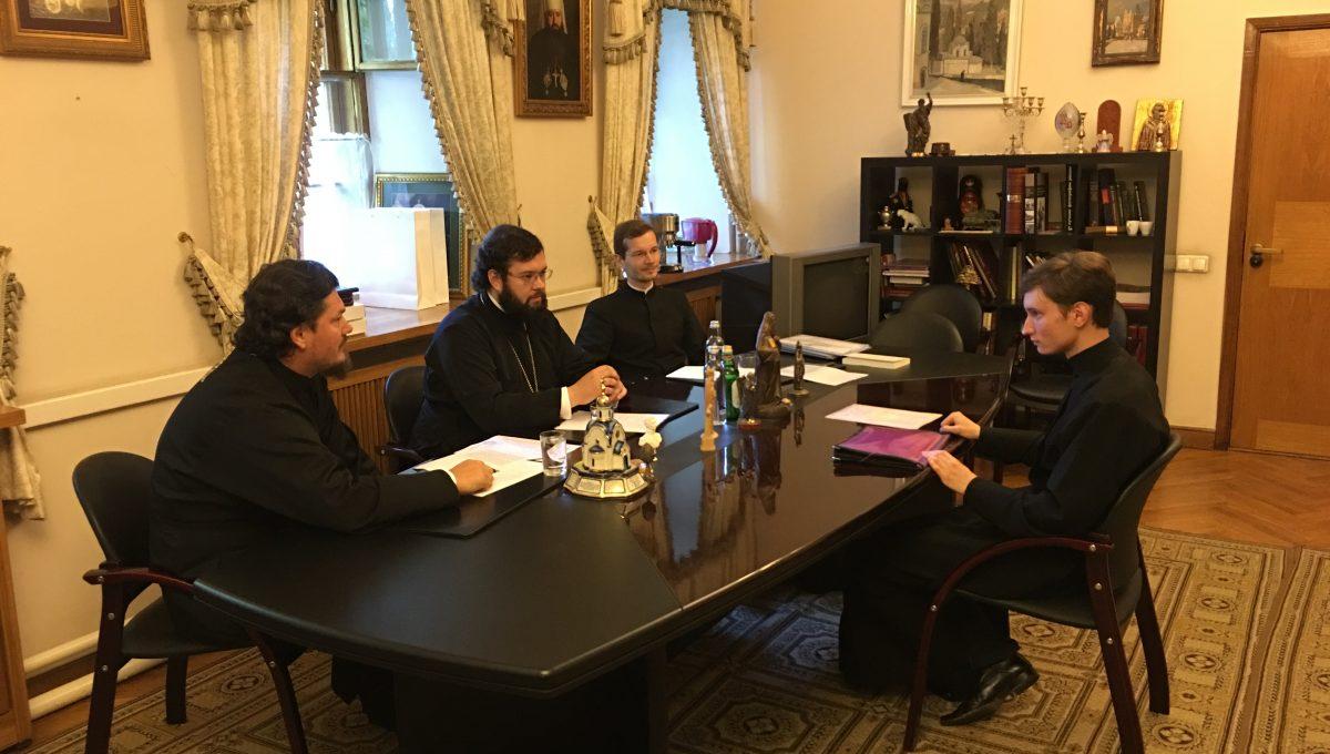 Заседание приемной комиссии