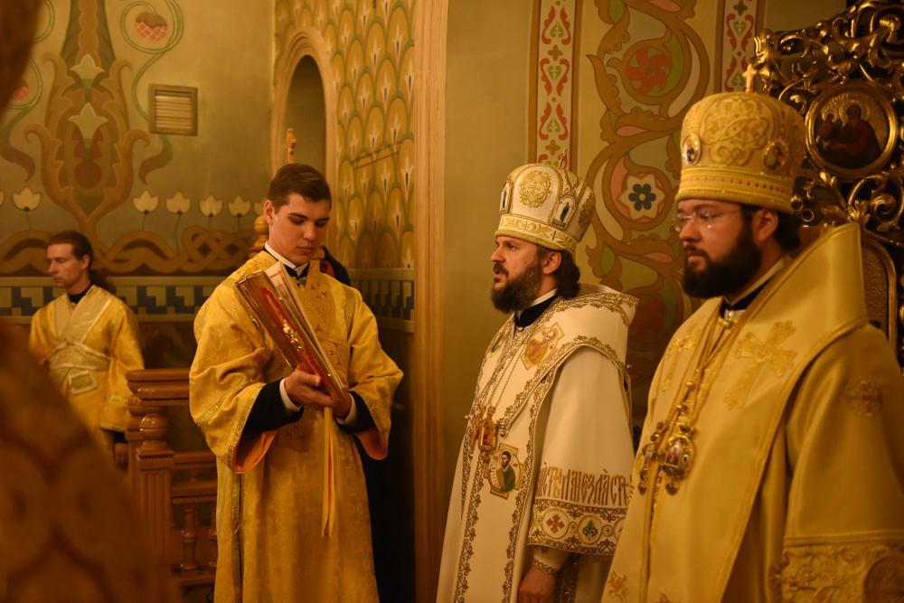 Престольный праздник Иоанн-Предтеченского храма