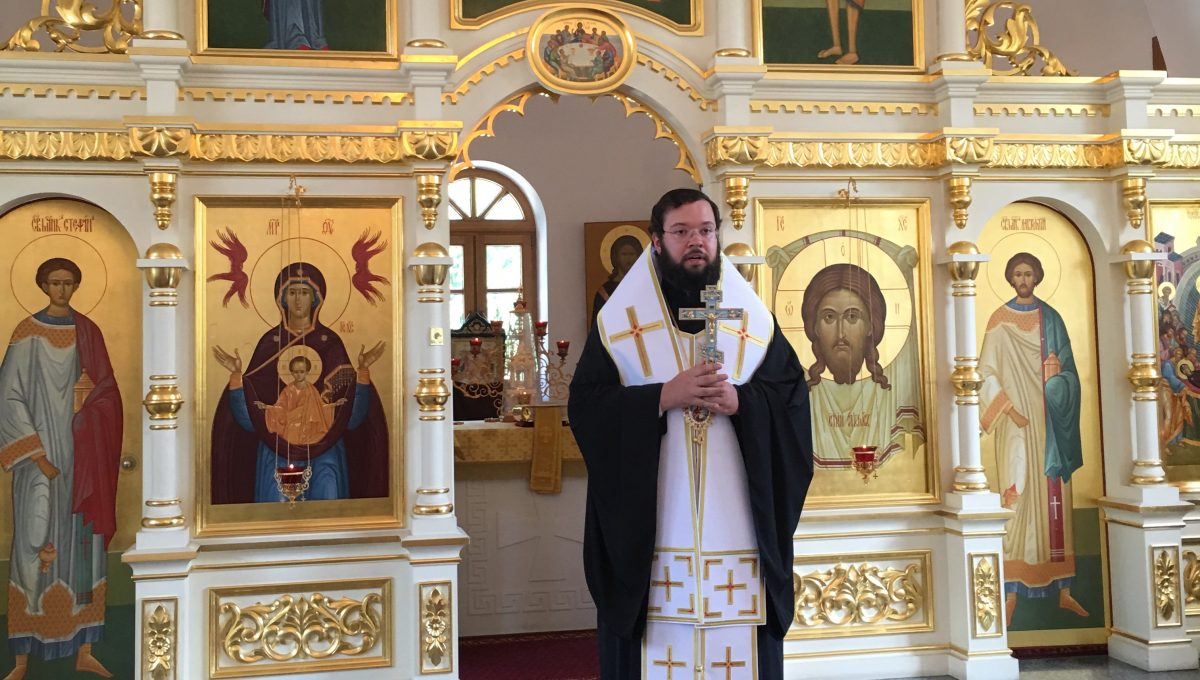Епископ Антоний посетил г.Пекин