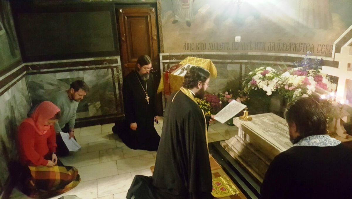 Завершился визит епископа Антония в Болгарию