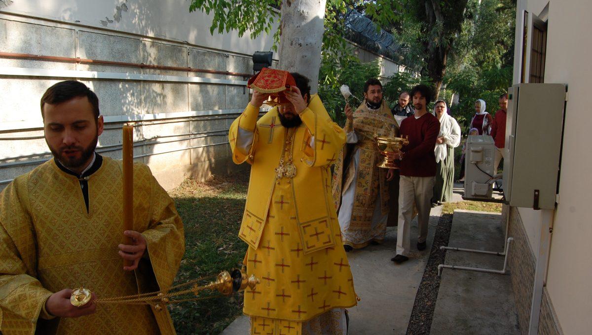 Состоялось освящение Покровского храма в Исламабаде
