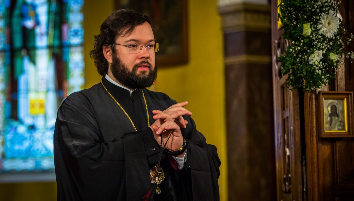 Епископ Венский и Будапештский Антоний назначен временно управляющим приходами Московского Патриархата в Италии