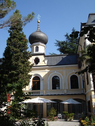 Русской Православной Церкви передан Никольский храм в Мерано