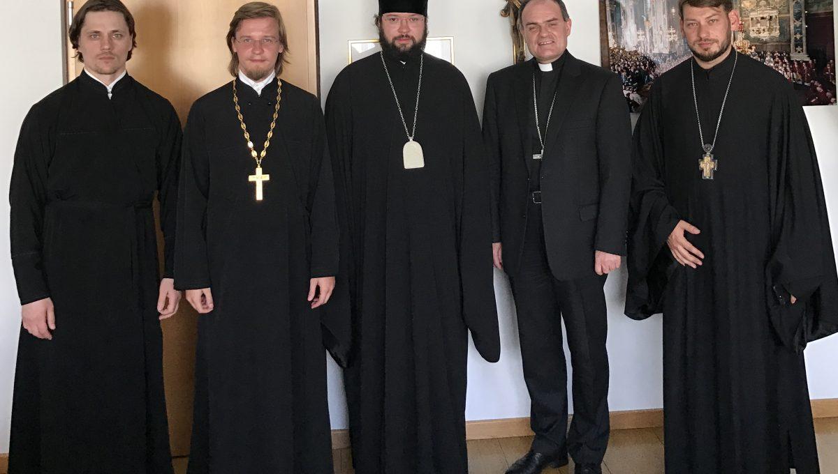 Встреча с епископом И.Музером
