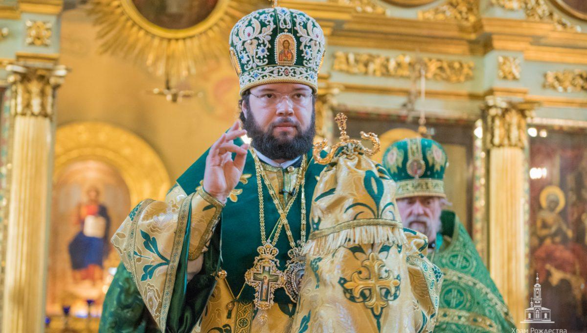 Управляющий приходами в Италии возведен в сан архиепископа