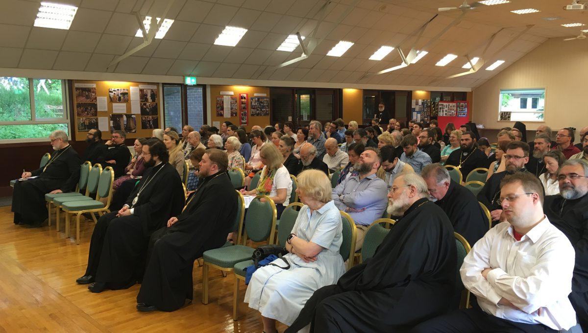Конференция духовенства и мирян Сурожской епархии