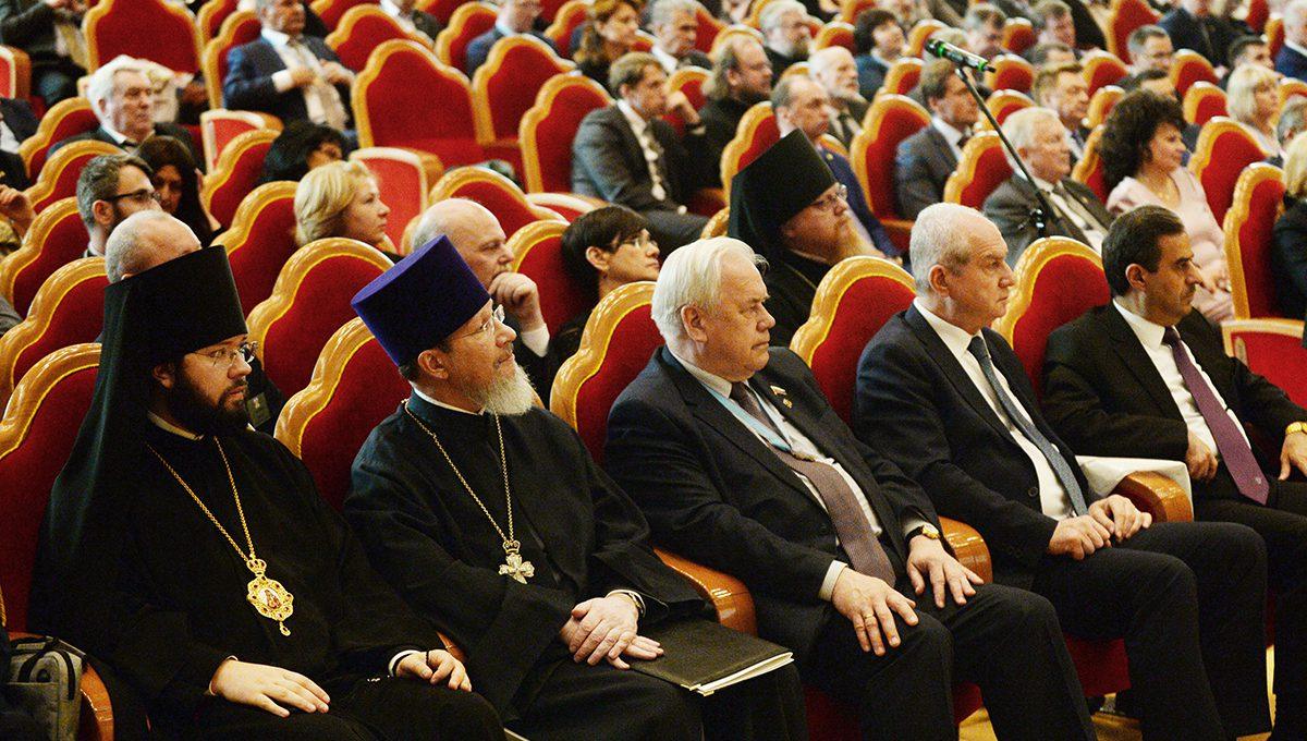 135-летие Императорского православного палестинского общества