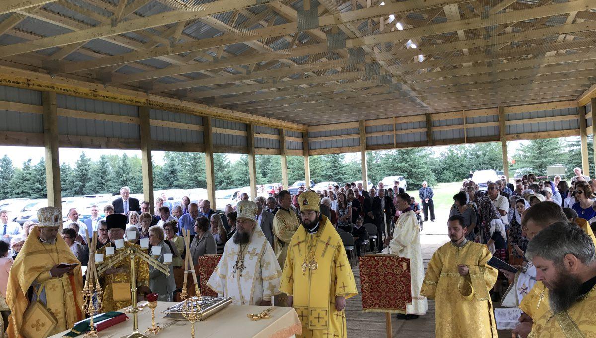 Празднование 120-летия Православия в Канаде