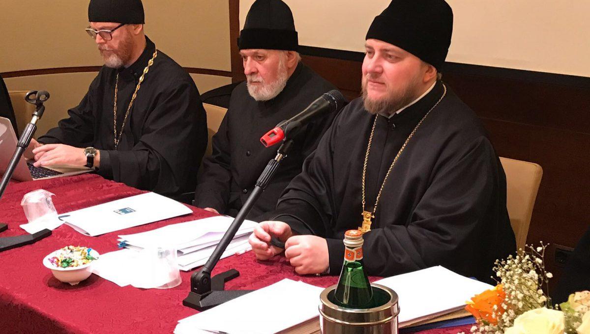 Епископ Матфей возглавил собрание духовенства Администрации приходов Московского Патриархата в Италии