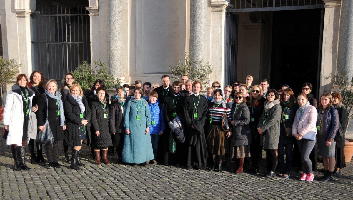Паломничество к святыням Древнего Рима
