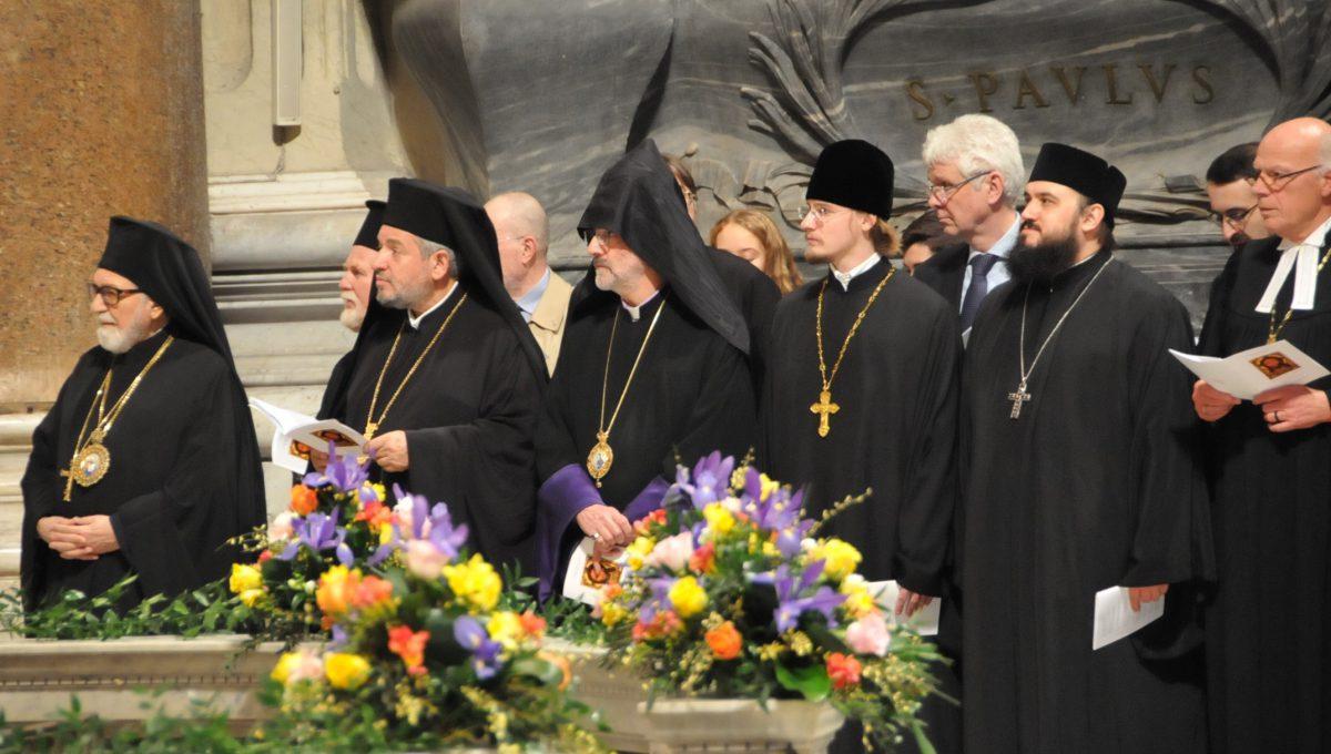 50-летие со дня основания Общины святого Эгидия