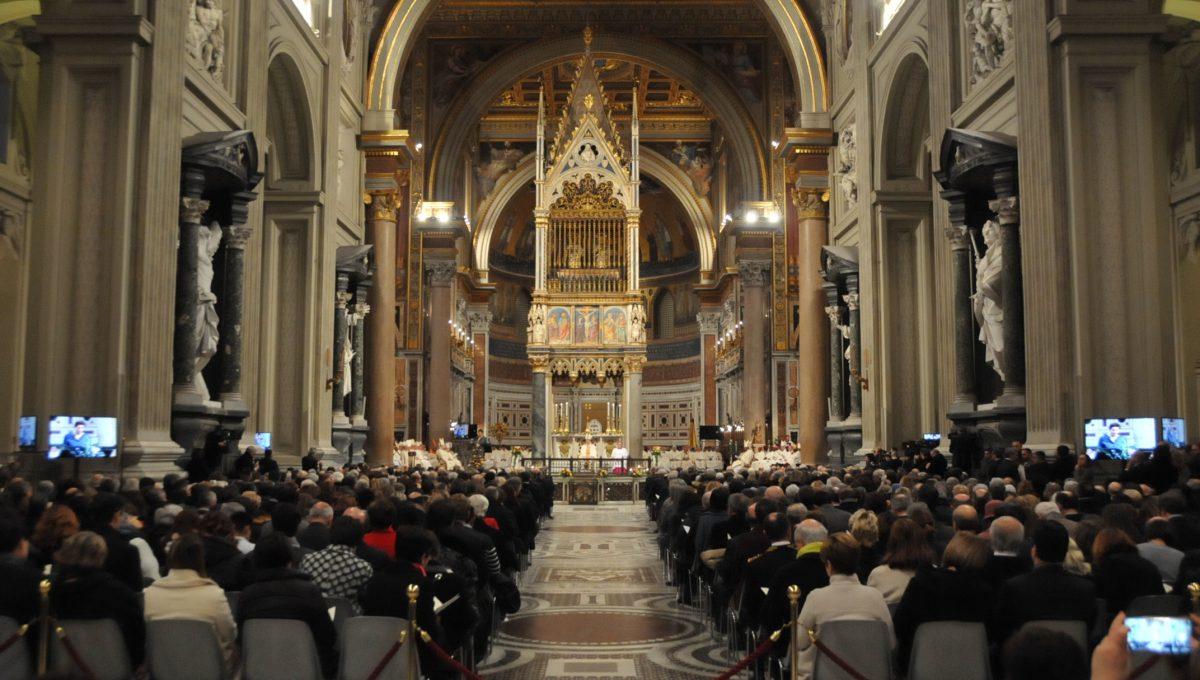 В Риме отметили годовщину со дня основания Общины святого Эгидия