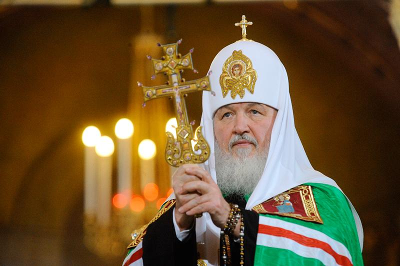 годовщина интронизации Святейшего Патриарха Кирилла на Московский Патриарший престол
