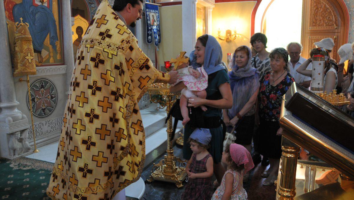 Воскресная литургия