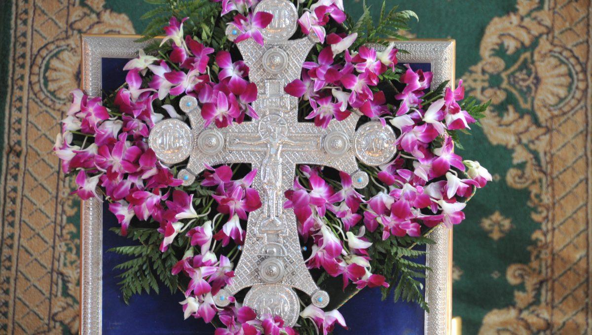Всемирное Воздвижение Честнаго и Животворящего Креста Господня