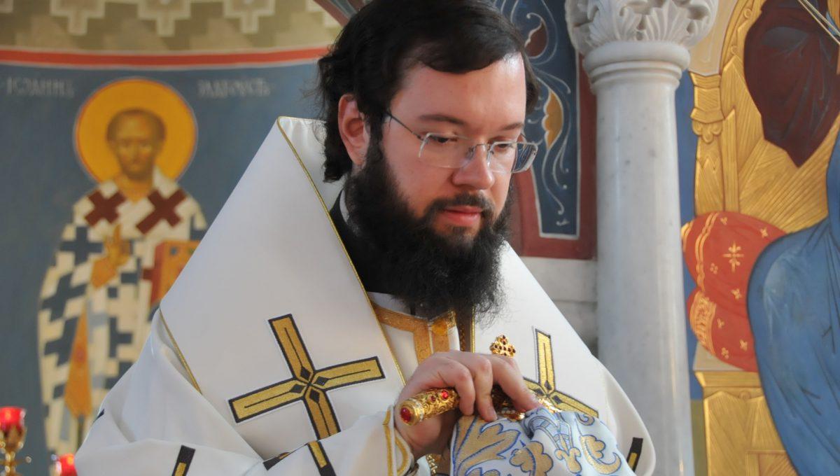 Архиепископ Антоний совершил Божественную литургию