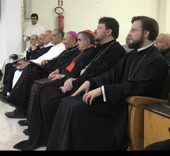 Епископ Иоанн принял участие в конференции, посвящённой святителю Николаю Чудотворцу