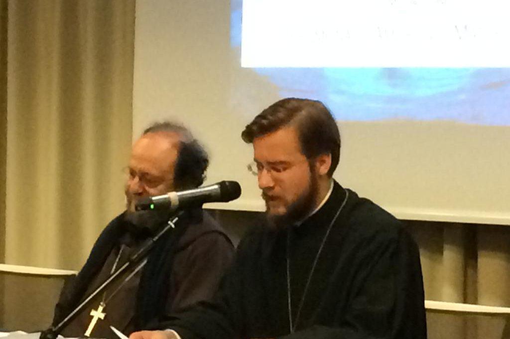 Секретарь Администрации приходов принял участие в международной богословской конференции в Милане