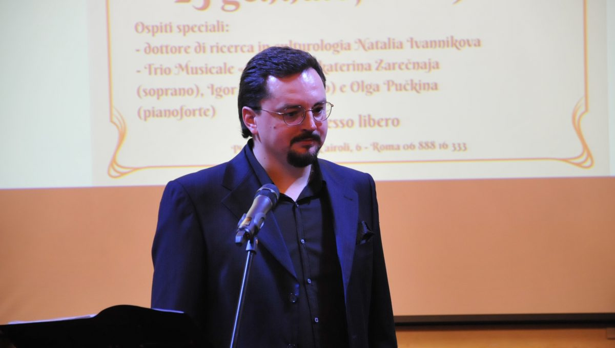 Состоялась презентация поэтического сборника иерея Алексия Максимова