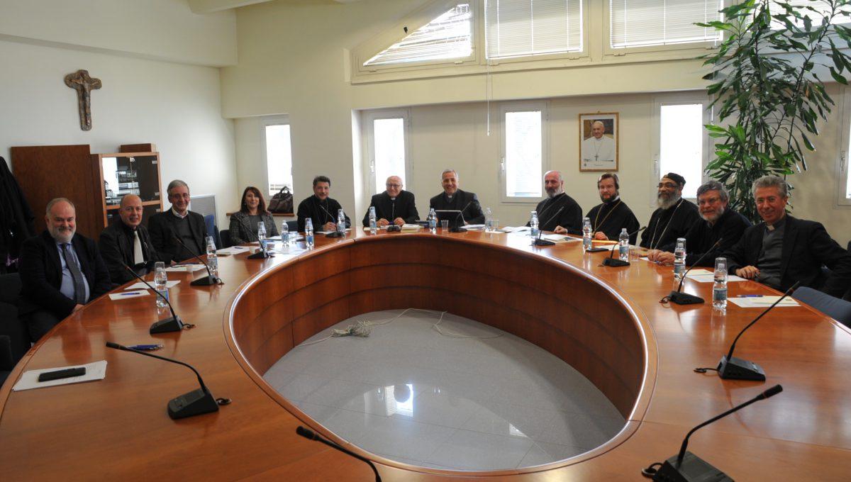 Состоялось заседание рабочей группы по межрелигиозному диалогу при Конференции итальянских епископов