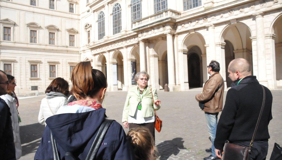 Паломничество к святыням Рима