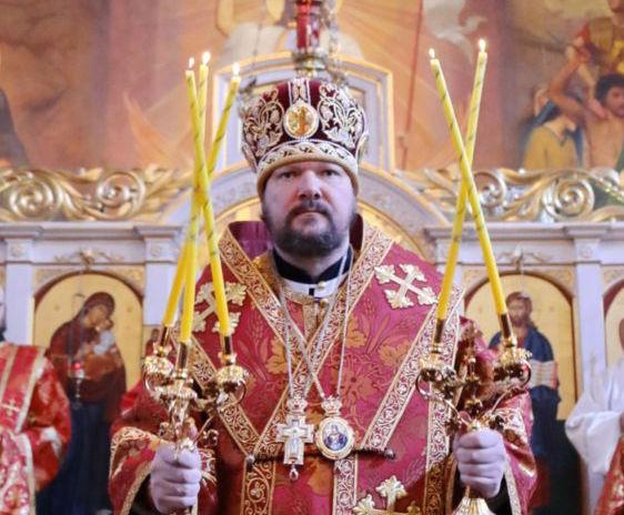 Пасхальное послание митрополита Корсунского и Западноевропейского Иоанна, Патриаршего Экзарха в Западной Европе