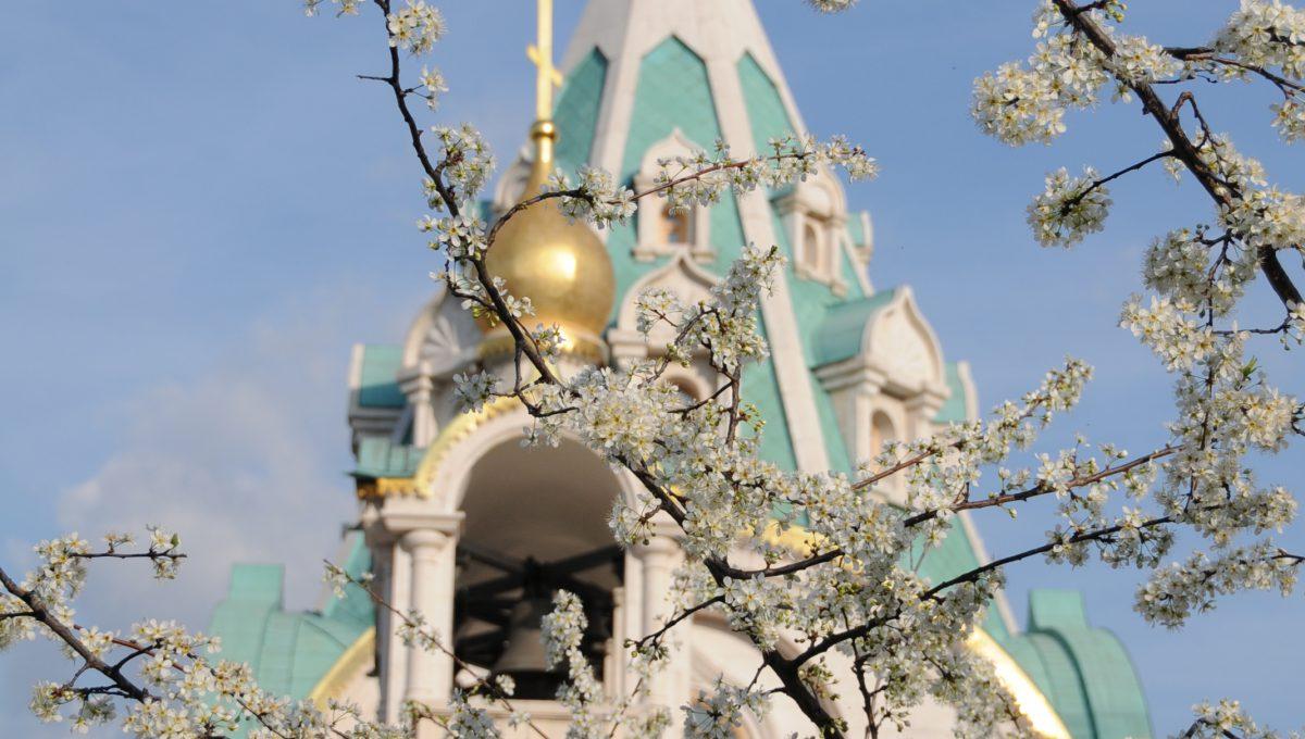 С 18 мая в Екатерининском храме возобновляются богослужения с участием прихожан