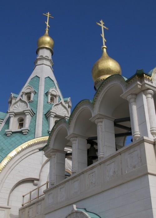 О престольном празднике храма св.Екатерины