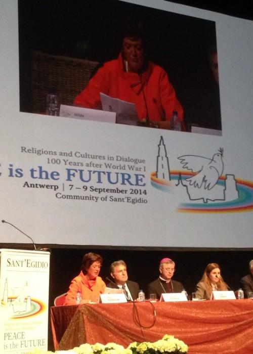 В Антверпене открылся межрелигиозный форум