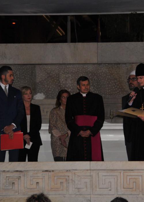 Ключарь храма принял участие в праздновании 36-й годовщины независимости Белиза